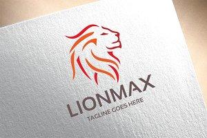 Lionmax Logo