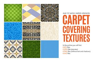 Carpet Textures Set