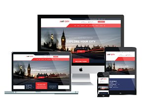 AT City Onepage Joomla City Guide