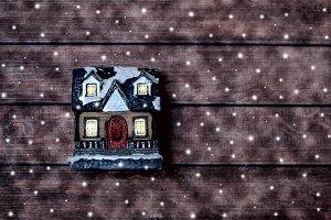 Fairy-tale house