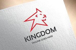 Kingdom Lion Logo