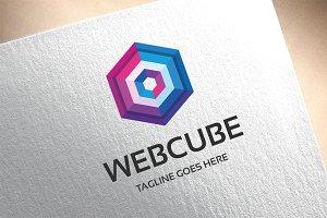 Web Cube Logo