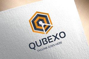 Letter Q - Qubexo Logo