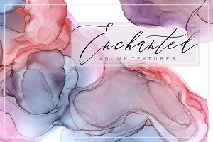 Enchanted Ink Textures