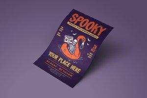 Halloween Fest Flyer