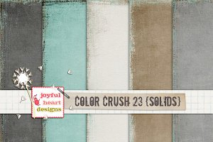 Color Crush 23 {solids} :)