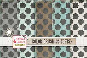 Color Crush 23 {dots} :)