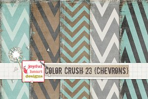 Color Crush 23 {chevrons} :)