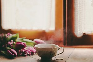 let's have some tea ♥
