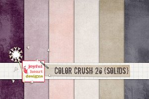Color Crush 26 {solids} :)