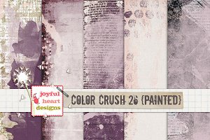 Color Crush 26 {painted} :)
