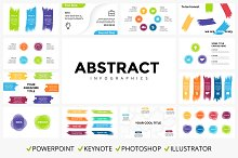 Abstract. Infographic templates.