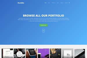 Thumbite Gallery Joomla Template