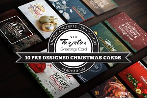 Tarjetas' (Christmas Greeting cards)