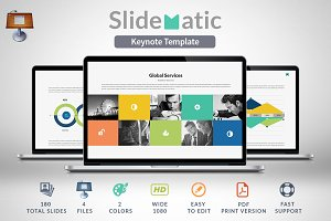 Slidematic | Keynote Presentation