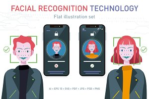 Facial Recognition Technology Set