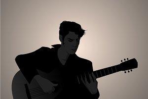 Playing Flamenco V