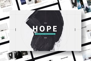 Hope - Powerpoint Template