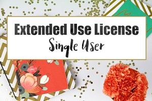 Extended Use License ~ Single User