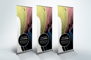 Architecture - Roll Up Banner