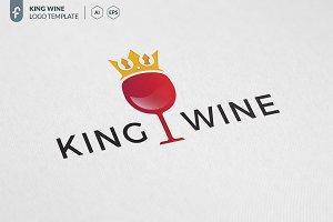 King Wine Logo