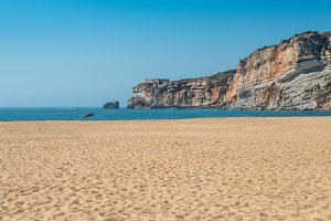 Nazare Beach, Portugal
