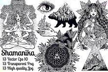 Shamanika Set