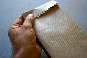 paperbag mockup