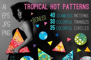 Tropical Hot Patterns Vol.1