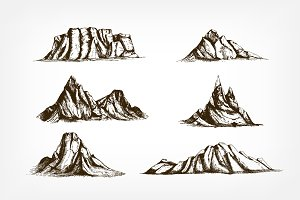 The mountains bundle