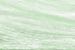 Green and white textured background.