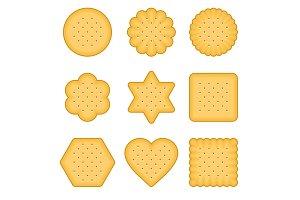 Cracker Chips Set