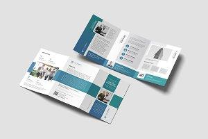 A5 Tri-fold Brochure