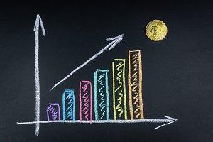 bitcoin growth chart