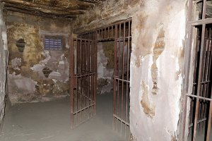 prison jail cell