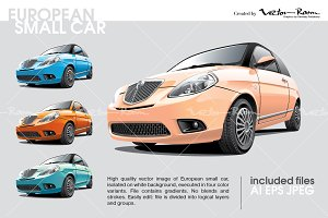 European small car