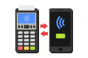 Terminal and Smartphone Payment