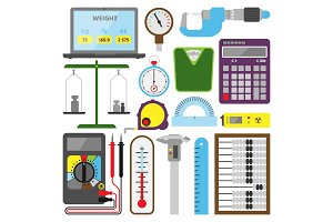 Measuring mechanism tools and