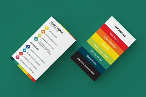 Social Media Business Card 61