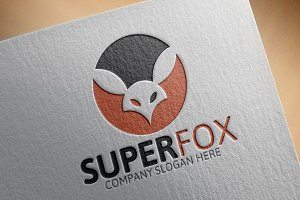 Super Fox Logo