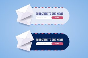 Subscribe to newsletter form