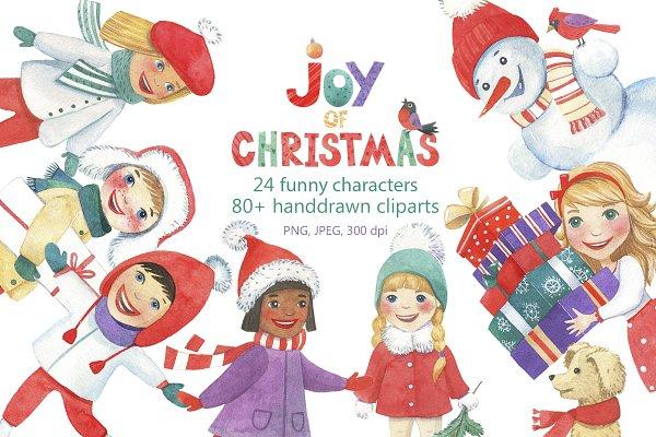 Christmas magic and children