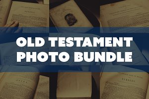 Bible - Old Testament Bundle