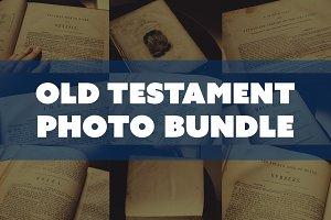 Bible - Old Testament Bundle