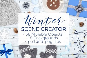 Winter Scene Creator