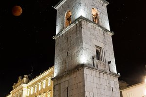Bell Tower of the Church of Santa So