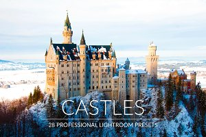Castles Lr Presets