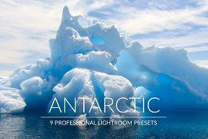 Antarctic Lr Presets