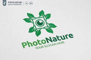 Photo Nature Logo