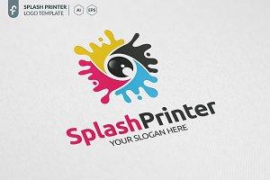 Splash Printer Logo